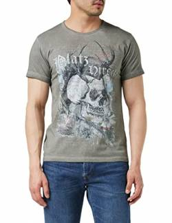 Stockerpoint Herren Bruno T-Shirt, Stein, XL von Stockerpoint