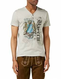 Stockerpoint Herren Luggi T-Shirt, kitt, S von Stockerpoint