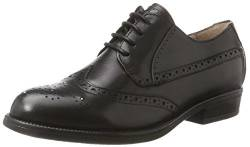 Stonefly Damen Clyde 21 Calf Oxfords, Schwarz (Nero/Black), 35 EU von Stonefly