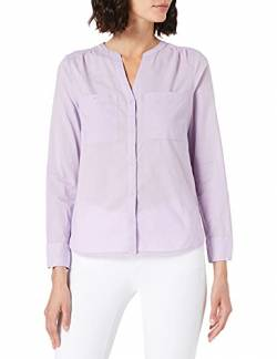 Street One Damen 342555 Bluse, Clear Lilac, 34 von Street One