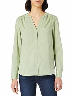 Street One Damen 342555 Bluse, Faded Green, 34 von Street One