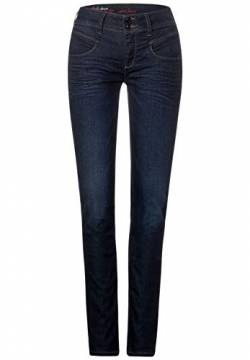 Street One Damen A373465 Jeans, Blue Soft wash, W29/L30 von Street One