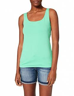 Street One Damen Gania T-Shirt, Yucca Green, 38 von Street One