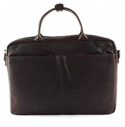 Strellson Coleman 2.0 BriefBag SHZ Dark Brown von Strellson