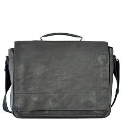 Strellson Upminster Aktentasche BriefBag L 900 black von Strellson