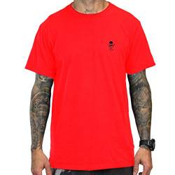 Sullen Clothing T-Shirt - Standard Issue Rot M von Sullen Clothing