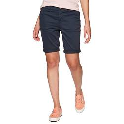 Superdry Chino Damen Chino City Short Pant Midnight Navy, Größe:S von Superdry