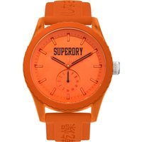 Superdry Herrenuhr in Orange SYG145OO von Superdry