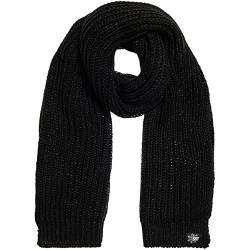 Superdry Schal ARIES SPARKLE SCARF Black, Size:ONE SIZE von Superdry