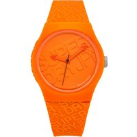 Superdry Urban Herrenuhr in Orange SYG169O von Superdry