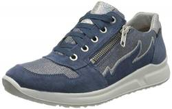 Superfit Damen Merida Gore-Tex Sneaker, BLAU, 36 EU von Superfit