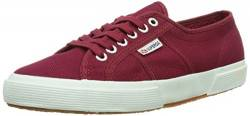 Superga 2750 Cotu Classic Low-Top, Rot (Scarlet S104), 35 EU von Superga