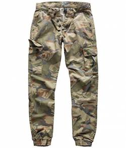 Surplus Bad Boys Pants, 4 Color camo, XL von Surplus