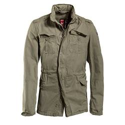 Surplus Delta Britania Jacket, Oliv, M von Surplus