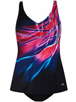 Susa Tankini Digital Vibes 1905 Gr. 44 D in Sunset von Susa