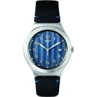 Swatch Happy Joe Rugged Côtes Blues Herrenuhr in Schwarz YWS438 von Swatch