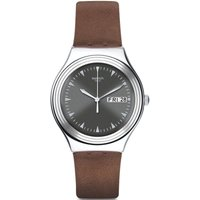 Swatch Irony Big Pain D Epices Unisexuhr in Braun YGS778 von Swatch