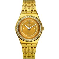 Swatch Irony Medium Glass Of Bubbles Damenuhr YLG136G von Swatch
