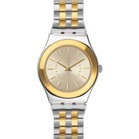 Swatch Irony Medium Goldensilver Unisexuhr YLS207G von Swatch
