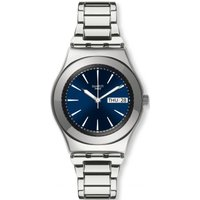 Swatch Irony Medium Irony Medium - Grande Dame Damenuhr in Silber YLS713G von Swatch