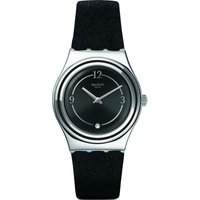 Swatch Irony Medium Madame Night Damenuhr in Schwarz YLS214 von Swatch