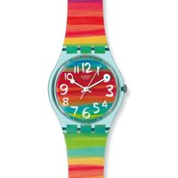 Swatch Original Gent Color The Sky Unisexuhr in Mehrfarbig GS124 von Swatch