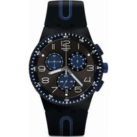 Swatch Originals Chrono KAICCO Herrenchronograph in Blau SUSB406 von Swatch