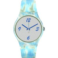 Swatch Originals New Gent Bluquarelle Unisexuhr SUOW149 von Swatch