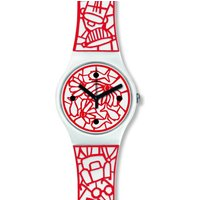 Swatch Originals New Gent Cutotto Unisexuhr SUOZ259C von Swatch