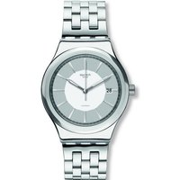 Swatch Sistem 51 Sistem Casual Herrenuhr in Silber YIS421G von Swatch