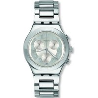Swatch Ss19 Irony Silver Ring Unisexuhr YCS604G von Swatch