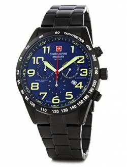 Swiss Alpine Military by Grovana Herrenuhr Chrono 10 ATM 7047.9175SAM von Swiss Military Hanowa
