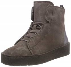 TEN POINTS Damen Johanna Hohe Sneaker, Grau (Grey 201), 41 EU von TEN POINTS