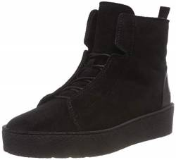 TEN POINTS Damen Johanna Hohe Sneaker, Schwarz (Black 101), 41 EU von TEN POINTS