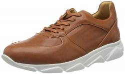 TEN POINTS Damen Maria Sneaker, Braun (Cognac 319), 37 EU von TEN POINTS