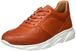 TEN POINTS Damen Maria Sneaker, Rot (Orange 605), 38 EU von TEN POINTS