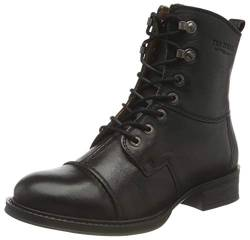 Ten Points Damen Pandora Stiefelette, Black, 39 EU von TEN POINTS