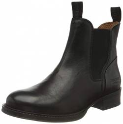 Ten Points Damen Pandora Stiefelette, Black, 40 EU von TEN POINTS
