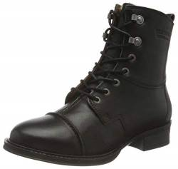 Ten Points Damen Pandora Stiefelette, Black, 42 EU von TEN POINTS
