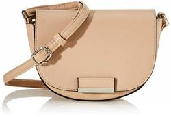 TOM TAILOR Denim Damen Madrid Umhängetasche, Beige (Nude), 24.5x16x8 cm von TOM TAILOR Denim