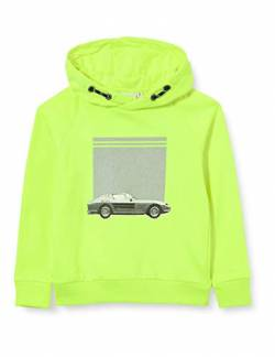 TOM TAILOR Baby-Jungen Sweatshirt T-Shirt, Flashy Lime|Green, 92/98 von TOM TAILOR