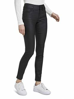 TOM TAILOR Damen Alexa Skinny Jeans, 14482-Deep Black, 28L / 32W von TOM TAILOR
