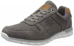 TOM TAILOR Herren 1181901 Sneaker, Grey, 41 EU von TOM TAILOR