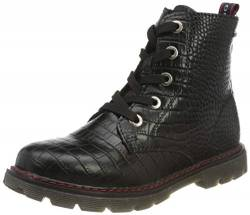 Tom Tailor 9071611 Halblange Stiefel, Black, 38 EU von TOM TAILOR