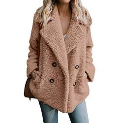 TWIFER Jacke Winter Warme Parka Outwear Damen Mantel Oberbekleidung von TWIFER Damen