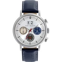 Ted Baker Herrenchronograph in Blau ITE10023470 von Ted Baker