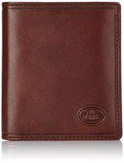 The Bridge Story Uomo 01301501 Herren Geldbörsen 8x10x1 cm (B x H x T), Braun (Brown 14) von The Bridge