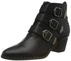 The Divine Factory Damen Corélie Stiefeletten, Schwarz (Noir 001), 39 EU von The Divine Factory