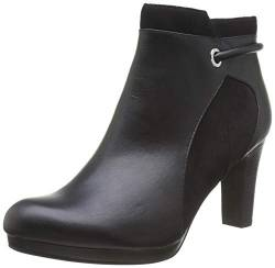 The Divine Factory Damen Cyllia Stiefeletten, Schwarz (Noir 001), 36 EU von The Divine Factory
