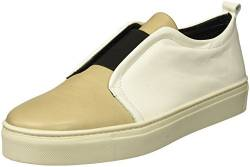 The Flexx Damen Rapture Turnschuh, Dune/White Vaccheti/Cashmere, 36.5 EU von The Flexx